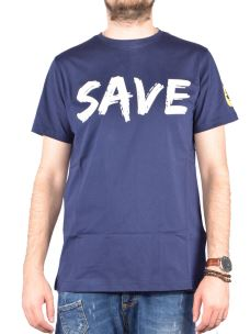 T-Shirt DT401M-JESYX Save the Duck S02