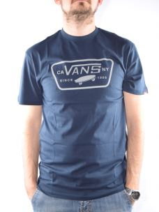 T-Shirt Mn Full Patch Vans S71